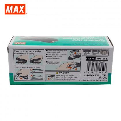 MAX HD-88R Stapler (BLACK)