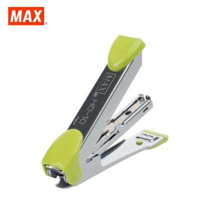 MAX HD-10TD Stapler (LIGHT GREEN)