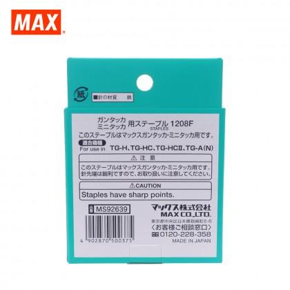 MAX 1208F Staples (Stapler Bullet)