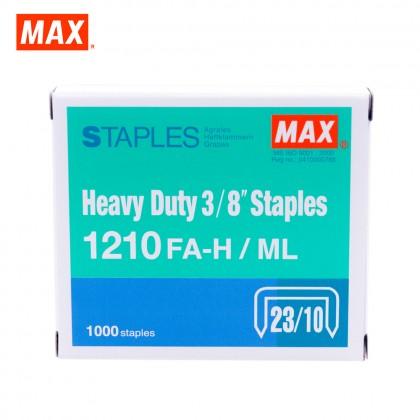MAX 1210FA-H Staples (Stapler Bullet)