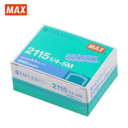 MAX 2115 1/4-5M Staples (Stapler Bullet)