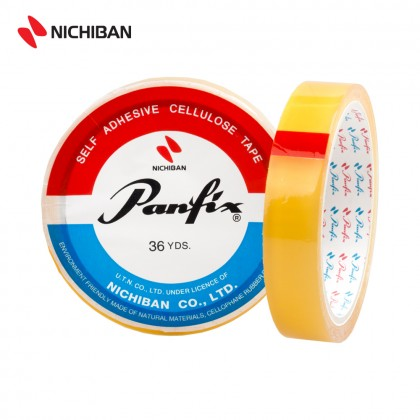 Nichiban Panfix Cellulose Tape - 19MM x 36YDS (8PCS)