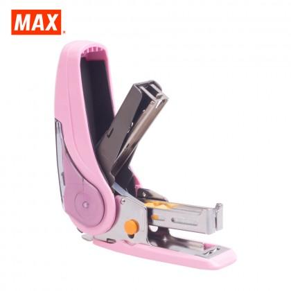 MAX HD-10NLCK Stapler (SAKURI KIDS) (PINK)