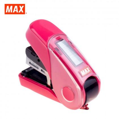MAX HD-10FL3K Stapler (SAKURI FLAT) (PINK)