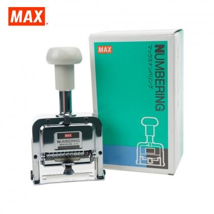 MAX N-1007 Numbering Machine