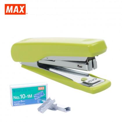 MAX HD-10NK Stapler (LIGHT GREEN)