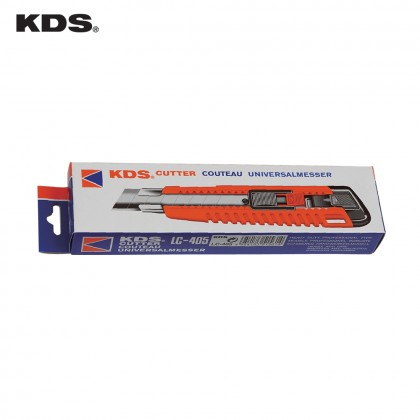 KDS LC-405F Safety Cutter 18MM