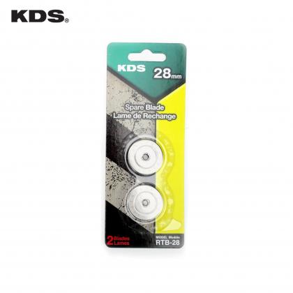 KDS RTB-28 Spare Blade Round