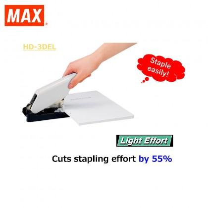MAX HD-3DEL Desktop Stapler