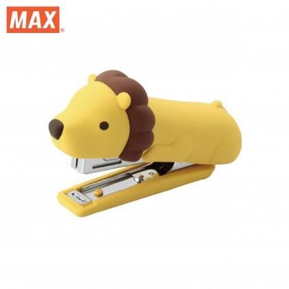Max Limited Edition Silicone Animal Stapler HD-10NXS (Lion)