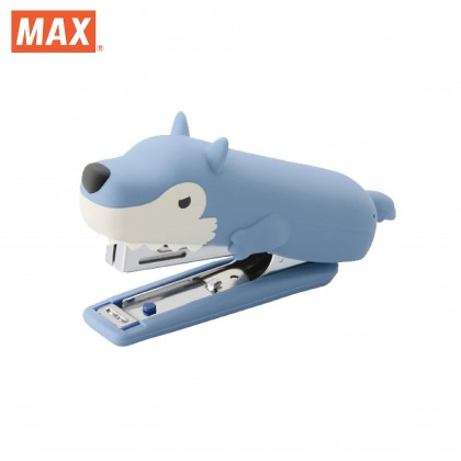 Max Limited Edition Silicone Animal Stapler HD-10NXS (Wolf)