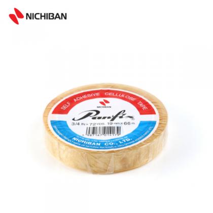Nichiban Panfix Cellulose Tape - 19MM x 72YDS