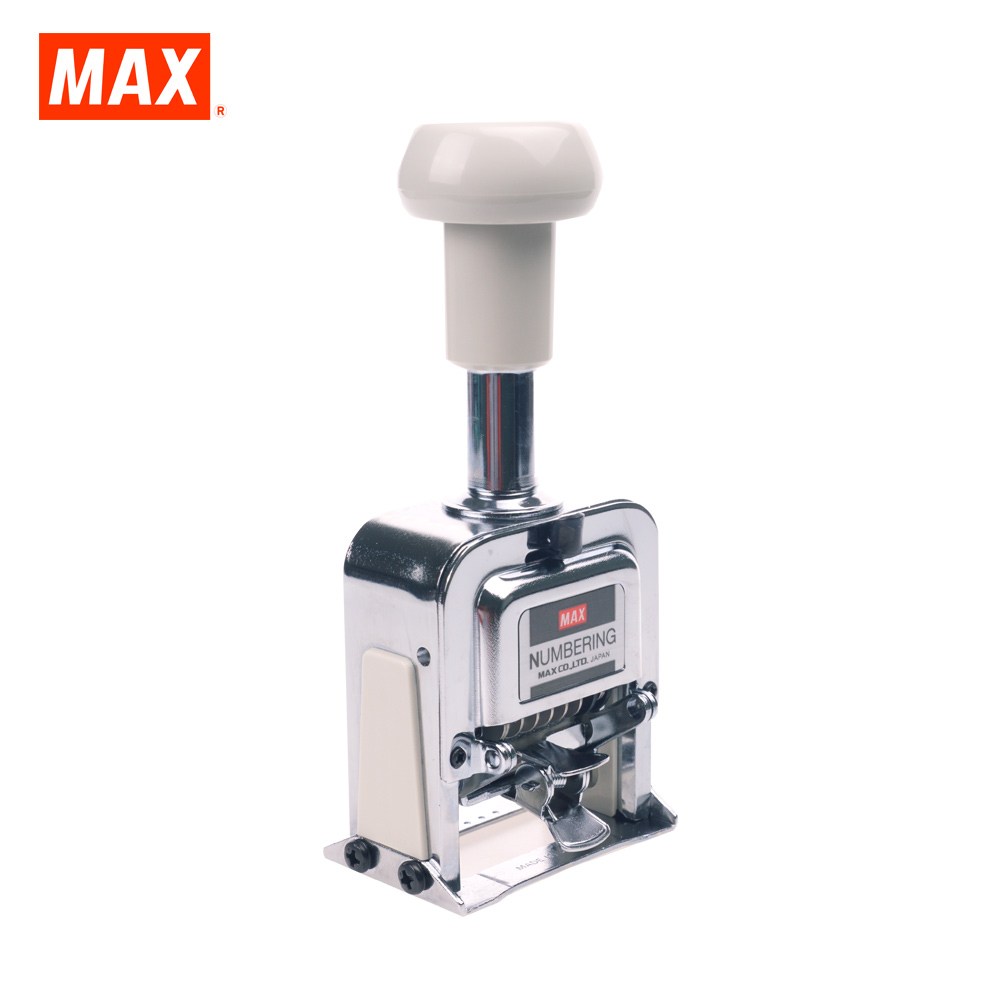 MAX N-607 Numbering Machine