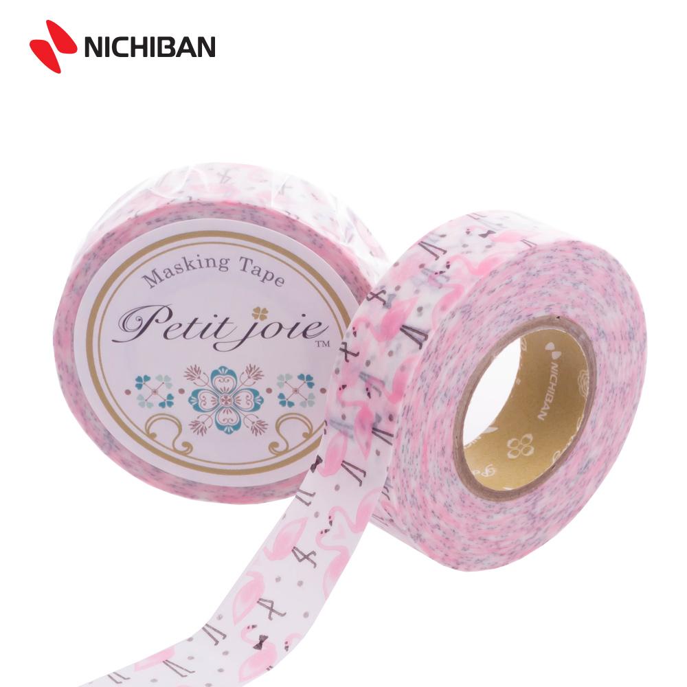 Nichiban Petit Joie (PJMT-15S014) Washi Tape - 15MM x 18M