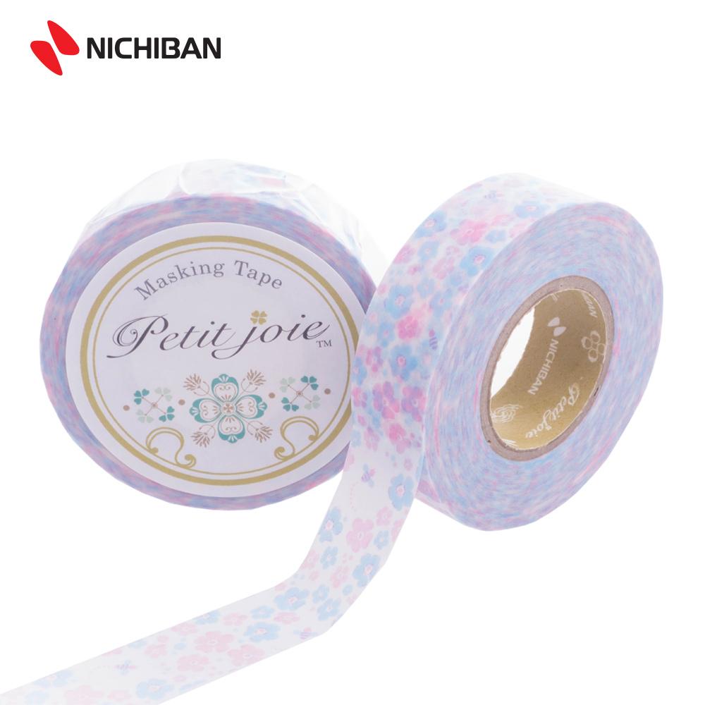 Nchiban Petit Joie (PJMT-15S045) Washi Tape - 15MM x 18M