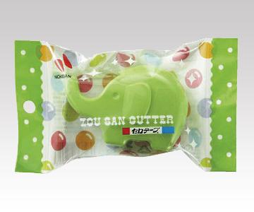 Nichiban Zousan Cutter (CT-15ZOFG) (Fresh Green)