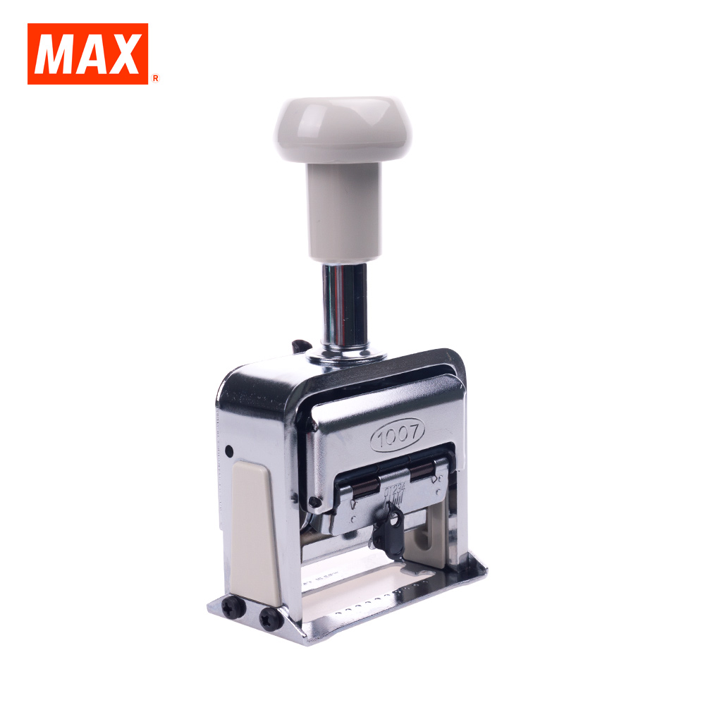 MAX N-1007 Numbering Machine