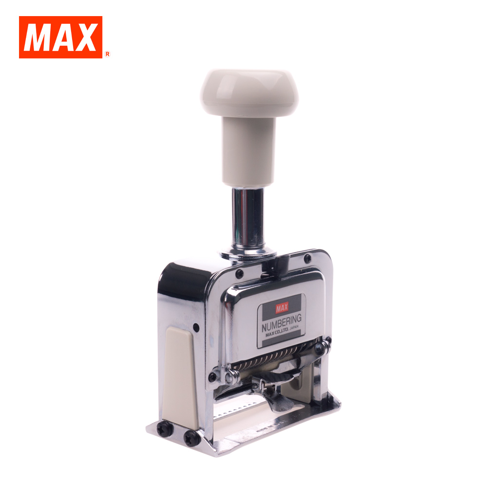 MAX N-1307 Numbering Machine